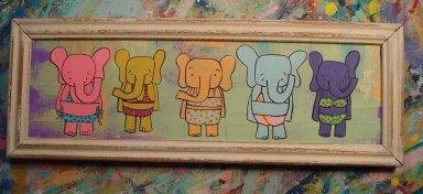 3 Bears Studio Dallas Flea '12
