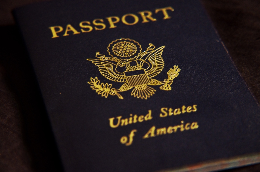 Passports, The Big D, andMe