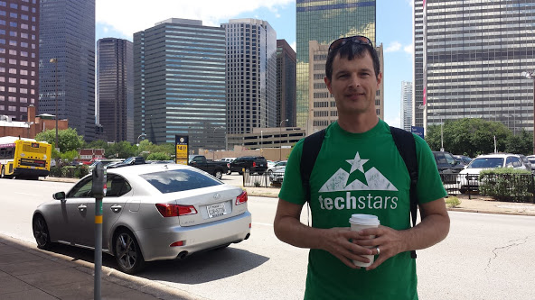 Michael Sitarzewski and I Discussed Dallas, Tech, & Coffee