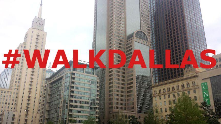 Hashtagwalkdallas