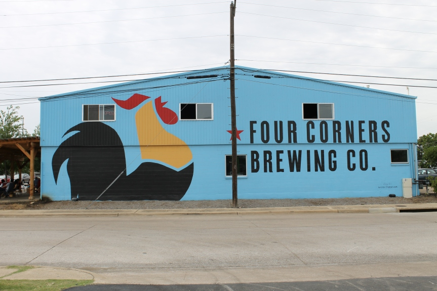 Four Corners Brewery Tour