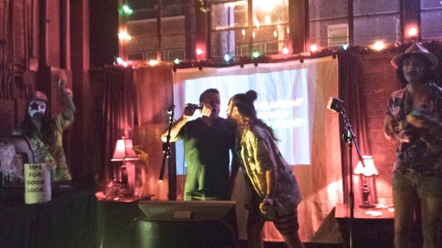 Throwback: Good Luck Karaoke at TwiliteLounge