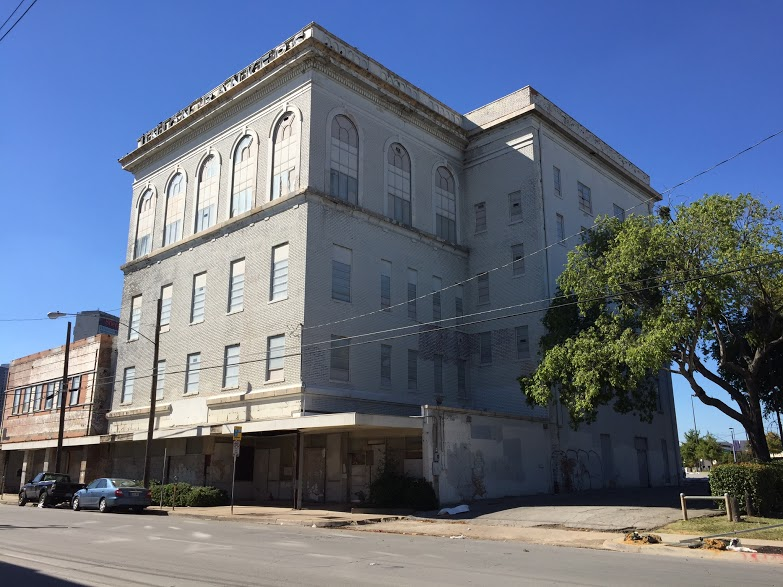 Thoughts on The Union Bankers Building- DeepEllum